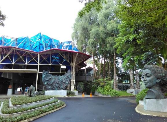 Nuart Scuplture Park Bandung