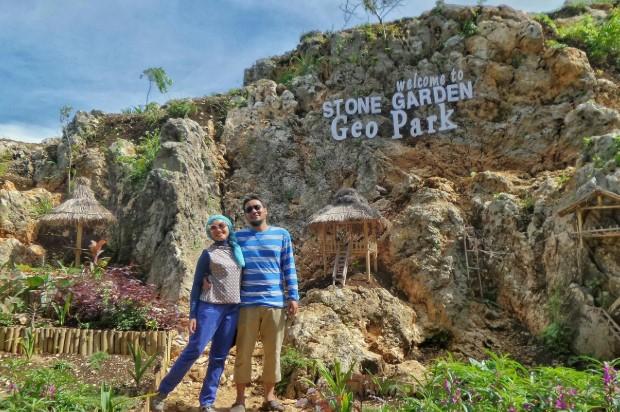 garden stones bandung